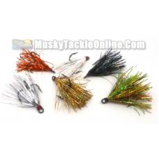 J3 Tackle's Eagle Claw - 774 - 5/0 - Dressed Treble Hook