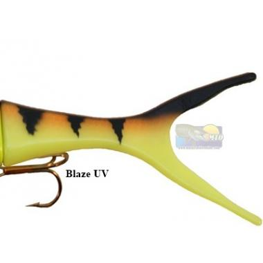 Musky Innovations Shallow Invader Replacement Tail
