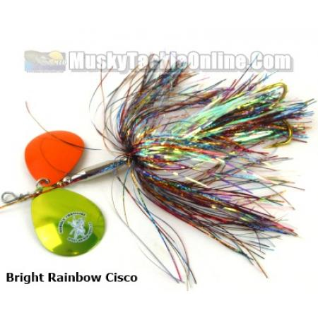 Musky Mayhem Custom Double Showgirl