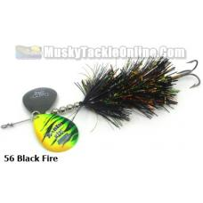 "Musky Mayhem 8"" Rabid Girl - Double"