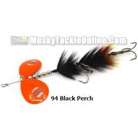 "Musky Mayhem 8"" Rabid Squirrel - Double"