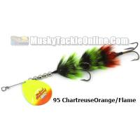 "Musky Mayhem 8"" Rabid Squirrel - Single"