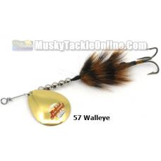 "Musky Mayhem 5"" Spring Rabid Squirrel - Single"