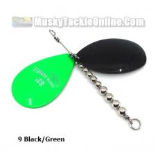 MuskyFrenzy Lures - IC9 Blade Attachment