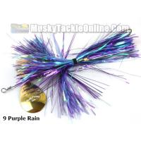 MuskyFrenzy Lures - Apache Double 8