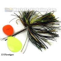 MuskyFrenzy Lures - Stagger Blade 10/10