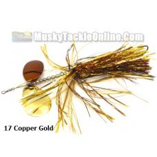 MuskyFrenzy Lures - Stagger Blade 8/8