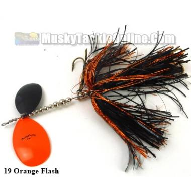MuskyFrenzy Lures - Stagger Blade 9/10