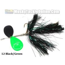 MuskyFrenzy Lures - Stagger Blade IC9