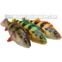 "Savage Gear Pre-Rigged 8"" 4D Perch Shad"