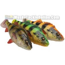 "Savage Gear Pre-Rigged 9"" 4D Perch Shad"