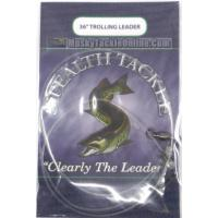 Stealth Tackle Fluorocarbon Trolling Leaders - 130 lb - 1 Pack