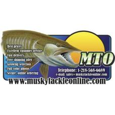 Musky Tackle Online Gift Cards from $20 to $250