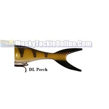 Musky Innovations Magnum Shallow Invader Replacement Tail