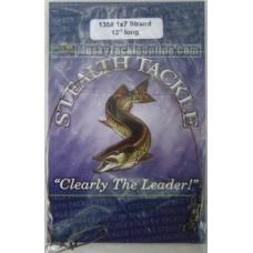 Stealth Tackle 7 Strand Leader - 135 lb - 1 Pack