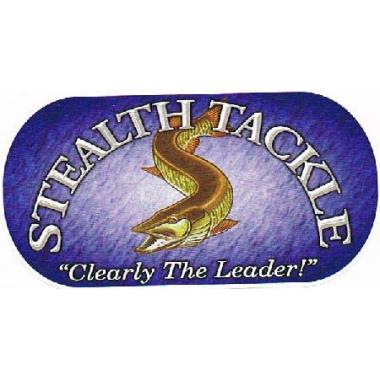 """Stealth Tackle 6"""" Decal"""